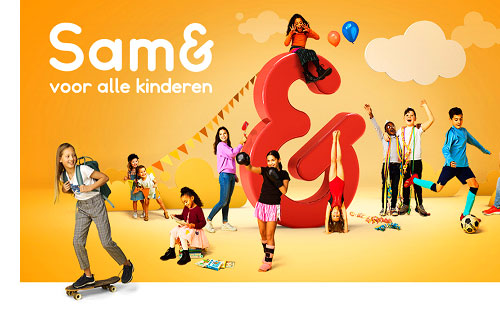 Sam& voor alle kinderen